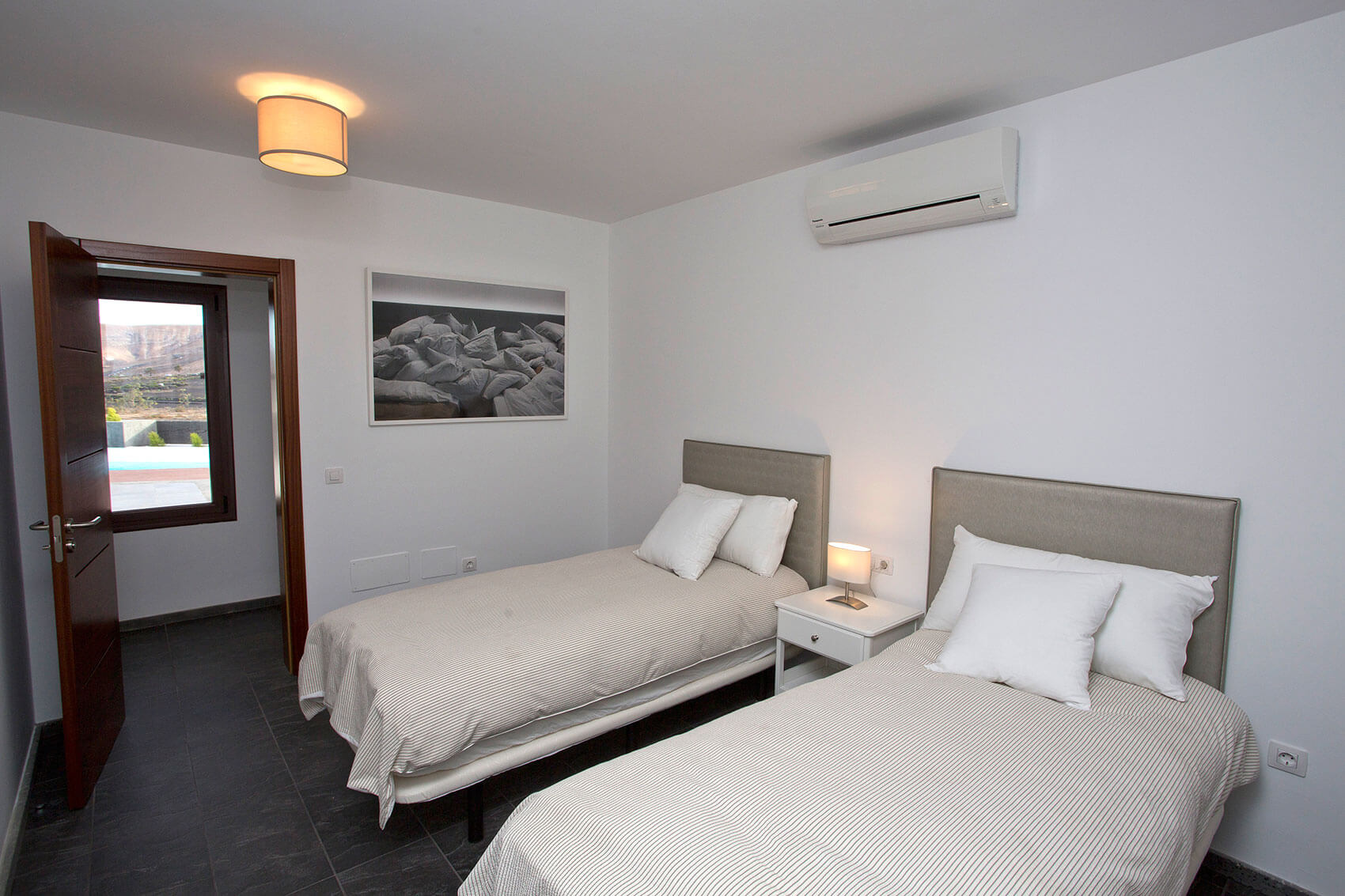 Dormitorio invitados 1 villa rayito villa rayito for Dormitorio invitados