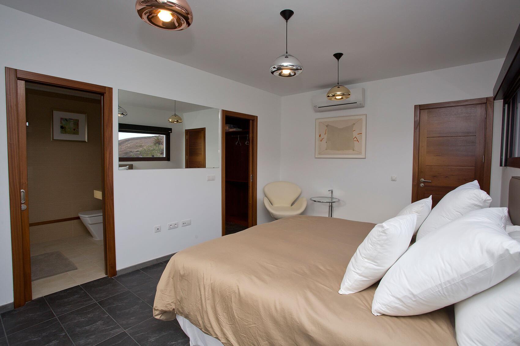 Dormitorio principal 3 Villa Rayito